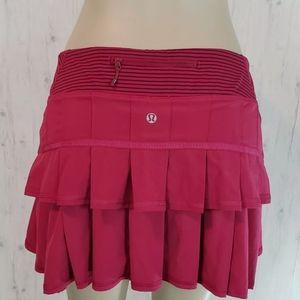 Lululemon Pace Setter Skirt Size 8 Bumble …